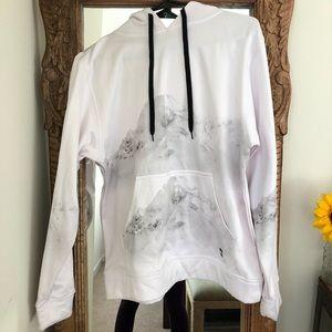 White Mammoth Mountain Sweatshirt